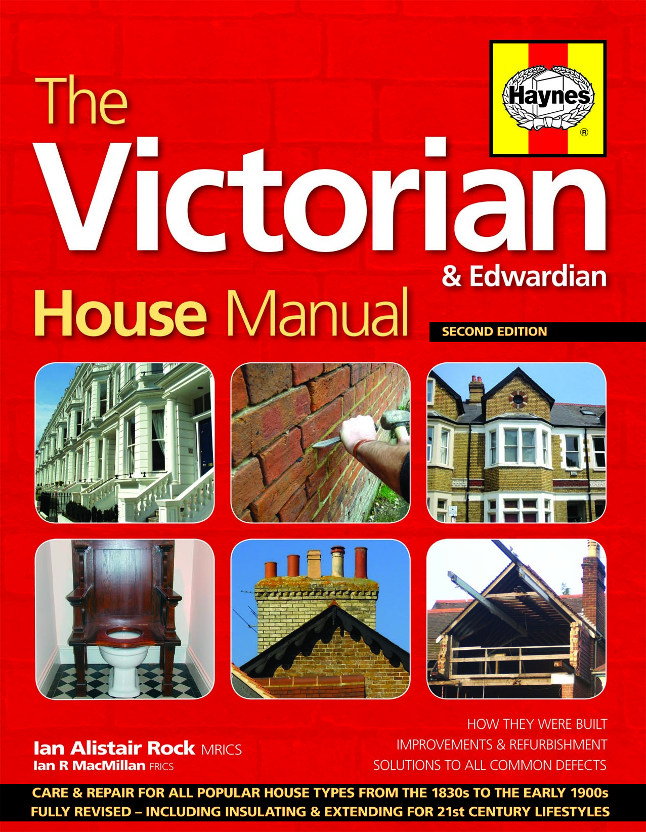 Haynes Victorian House Manual