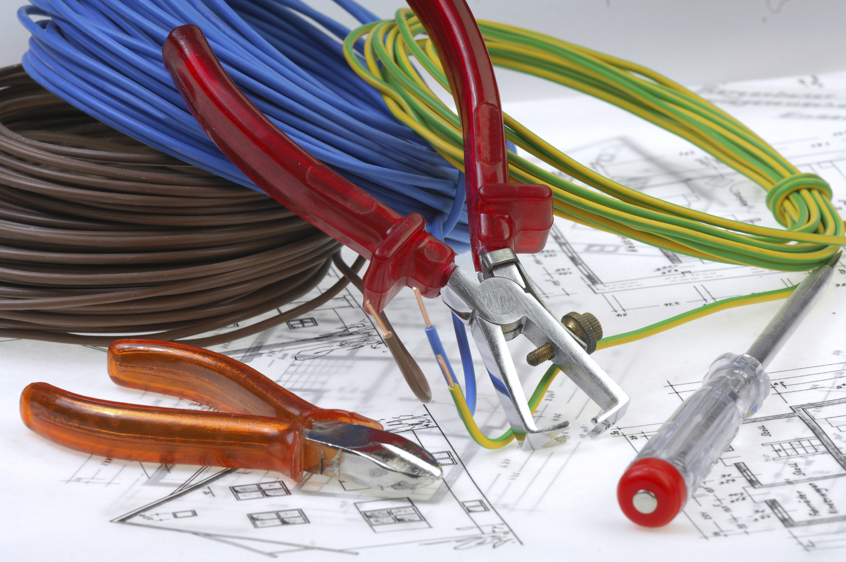 At home electrical projects