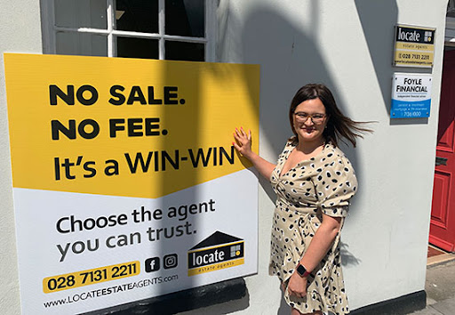 How much do estate agents charge to sell your property?